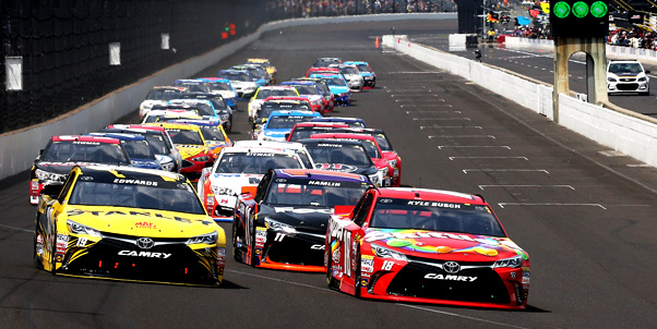 Indianapolis Motor Speedway Press Release